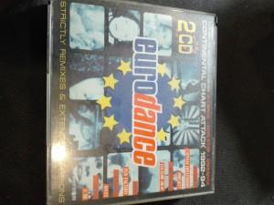náhled knihy - EuroDance (CD 1, CD 2)