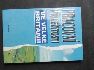 náhled knihy - Pracovní příležitosti ve Velké Británii