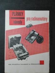 náhled knihy - Plánky a návody pro radioamatéryABC