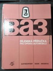 náhled knihy - Dílenská příručka pro opravu automobilů VAZ 2101, VAZ 2102, VAZ 2103 a jejich modifikací.