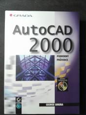 náhled knihy - Autocad 2000 Podrobný průvodce