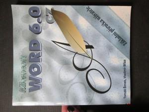 náhled knihy - Microsoft Word 6.0 CZ. Základní příručka uživatele