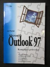 náhled knihy - Microsoft Outlook 97. Kompletní průvodce