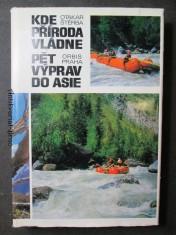 náhled knihy - Kde příroda vládne ; Pět výprav do Asie
