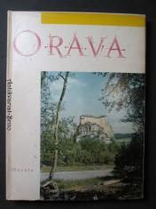 náhled knihy - Orava : Hviezdoslavov kraj : [fot. publ.]