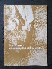 náhled knihy - III. sympozium o Krasu Krkonošsko-jesenické soustavy