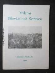 náhled knihy - Výletní Bílovice nad Svitavou