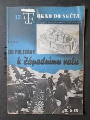 náhled knihy - Okno do světa č. 17 Od palisády k Západnímu valu