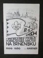 náhled knihy - Skautské hnutí na Brněnsku