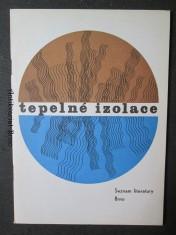 náhled knihy - Tepelné izolace