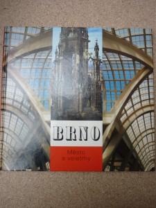 náhled knihy - Brno : město a veletrhy