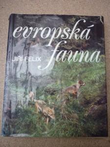 náhled knihy - Evropská fauna