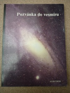 náhled knihy - Pozvánka do vesmíru : Pro čtenáře od 12 let