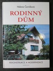 náhled knihy - Rodinný dům : rekonstrukce a modernizace