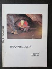 náhled knihy - Mapovanie jaskýň