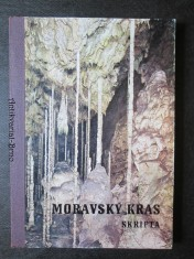 náhled knihy - Moravský kras skripta