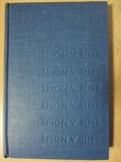 náhled knihy - Špión v Římě