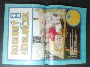 náhled knihy - Rodinný jídelníček