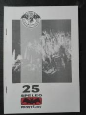 náhled knihy - Speleo 25