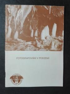 náhled knihy - Fotografování v podzemí