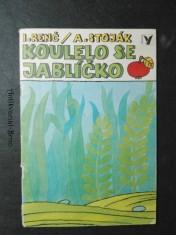 náhled knihy - Koulelo se jablíčko
