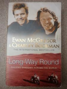 náhled knihy - Ewan McGregor & Charley Boorman: Long way round