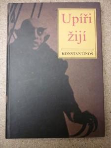 náhled knihy - Upíři žijí : okultní pravda