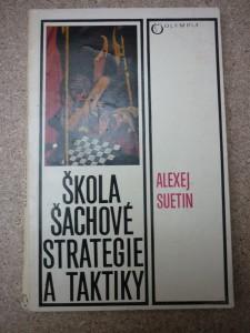 náhled knihy - Škola šachové strategie a taktiky
