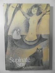 náhled knihy - Šupinaté sny : soubor povídek