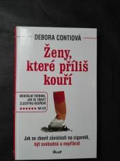 náhled knihy - Ženy, které příliš kouří + CD