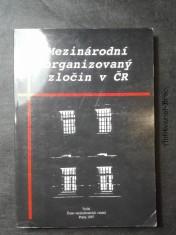 náhled knihy - Mezinárodní organizovaný zločin v ČR