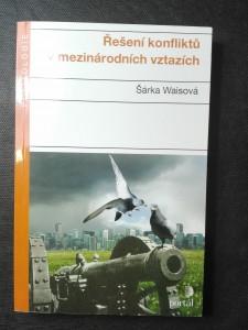 náhled knihy - Řešení konfliktů v mezinárodních vztazích