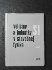 náhled knihy - Veličiny a jednotky v stavebnej fyzice