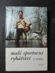náhled knihy - Malé sportovní rybářství