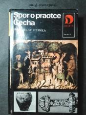 náhled knihy - Spor o praotce Čecha