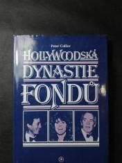 náhled knihy - Hollywoodské dynastie Fondů