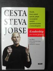 náhled knihy - Cesta Steva Jobse: iLeadership pro novou generaci