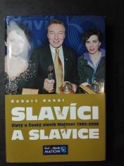 náhled knihy - Slavíci a slavice: Zlatý a Český slavík 1962-2008