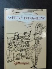 náhled knihy - Světové evergreeny