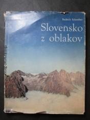 náhled knihy - Slovensko z oblakov : [Fot. publ.]
