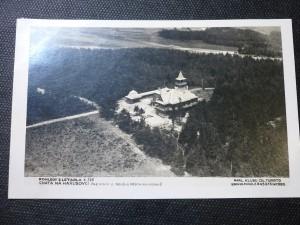 náhled knihy - chata na Harusovci u Nového Města na Moravě