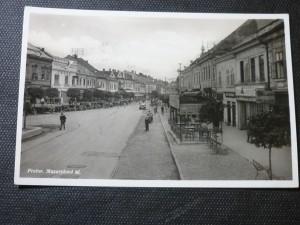 náhled knihy - Prešov. Masarykova ul.