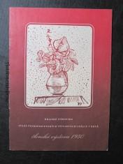 náhled knihy - Členská výstava 1950