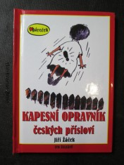 náhled knihy - Kapesní opravník českých přísloví