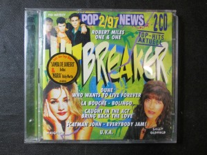 náhled knihy - Hitbreaker pop 2/97 news 2CD
