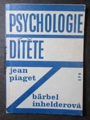 náhled knihy - Psychologie dítěte