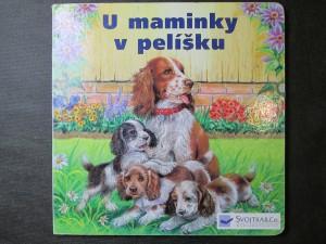 náhled knihy - U maminky v pelíšk