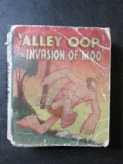náhled knihy - Alley oop the Invasion of Moo