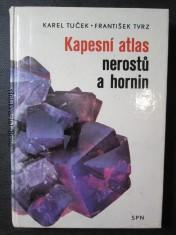 náhled knihy - Kapesní atlas nerostů a hornin