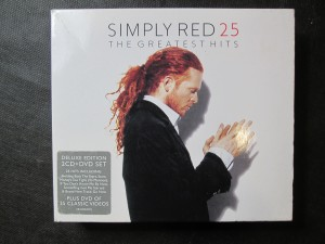 náhled knihy - Simply Red 25. The greatest hits